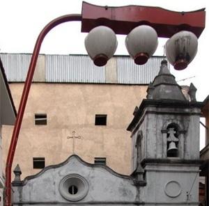 Igreja no Beco dos Aflitos, Liberdade<br />Foto Flávio Magalhães