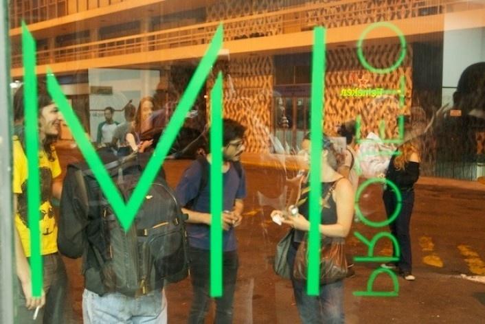 Exposição Projeto Imóvel no edifício Copan, curadoria de Alessandra Terpins<br />Foto Frans Kemper