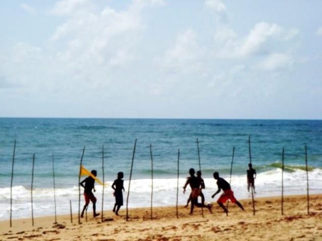 Futebol na Praia<br />Foto Ricardo Eid Philipp