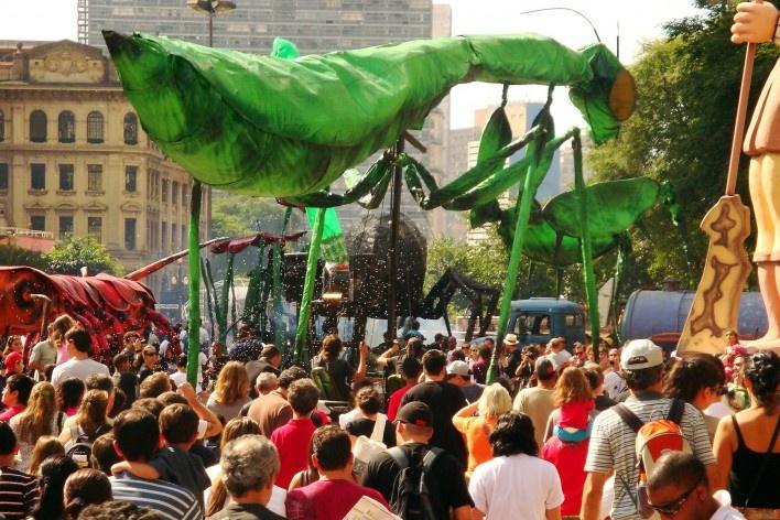Virada Cultural de 2010 em São Paulo<br />Foto Luis Fernando Gallo  [wikimedia commons]