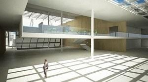 Perspectiva interna<br />Imagem do autor do projeto