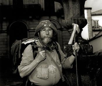 Pepe Farreras (Barcelona) em Lourdes, 2006<br />Foto Tino