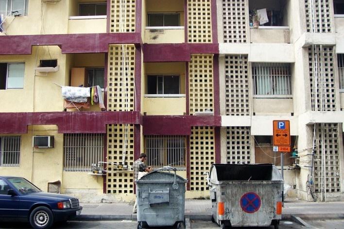 Al Karama, bairro de imigrantes<br />Foto Luiz Gustavo Sobral Fernandes