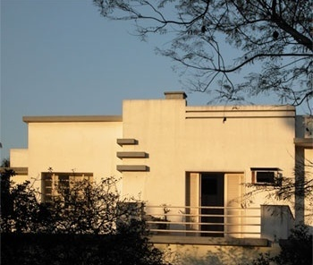 Casa futurista no Jardim América<br />Foto Flávio Magalhães