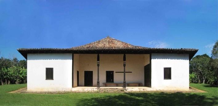 Casa do Sítio do Padre Inácio<br />Foto Victor Hugo Mori