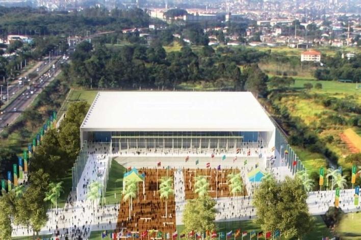 Deodoro Modern Pentathlon Park<br />Rio 2016/BCMF Arquitetos