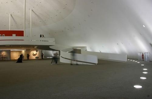 Interior do Museu Nacional<br />Foto Sandra Godoy