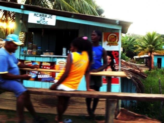 Acarajé em Saquaíra<br />Foto Ricardo Eid Philipp