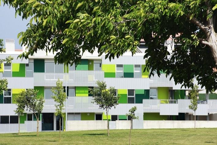 Housing in Santa Eugenia de Berga. Bailo Rull add+. Spain