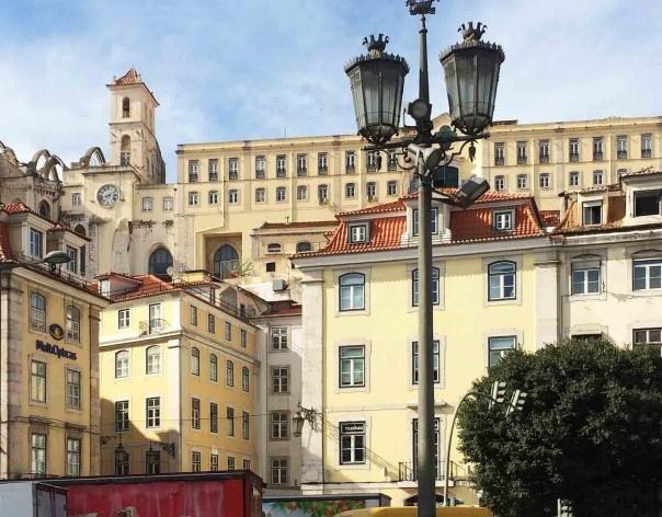 Lisboa, cidade agradável e bonita<br />Foto Anita Di Marco