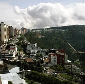 Vista do hotel<br />Fotos Abilio Guerra e Silvana Romano Santos