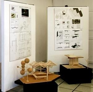 Finalistas do concurso de mobiliário urbano<br />Fotos Abilio Guerra e Silvana Romano Santos