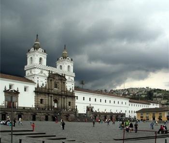 Convento de São Francisco, de 1535<br />Fotos Abilio Guerra e Silvana Romano Santos