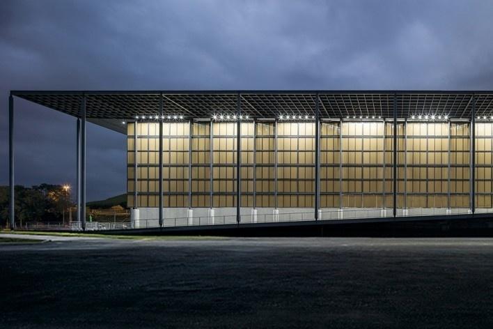 Arena da Juventude, Parque Olímpico de Deodoro, Rio de Janeiro, RJ, Escritório Vigliecca & Associados<br />Foto Leonardo Finotti