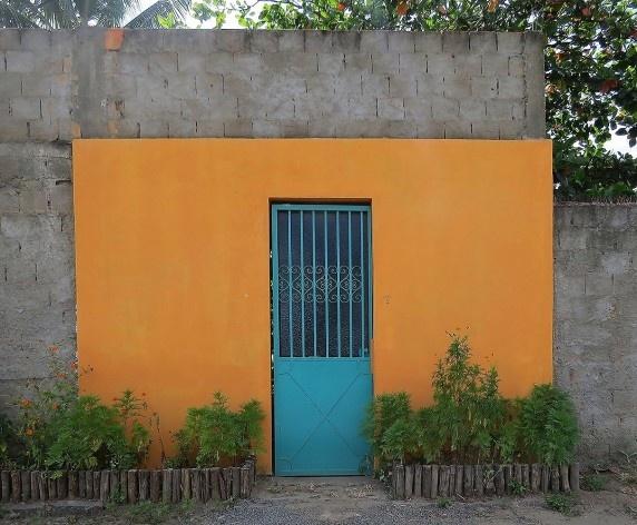 Casa no Recôncavo. São Félix<br />Foto Eduardo Oliveira Soares, agosto 2018