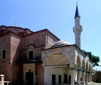 Igreja de São Sérgio e São Baco, Istambul