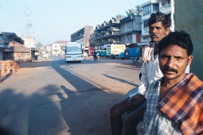 Cena urbana, Mysore, Índia<br />Foto Fabricio Fernandes