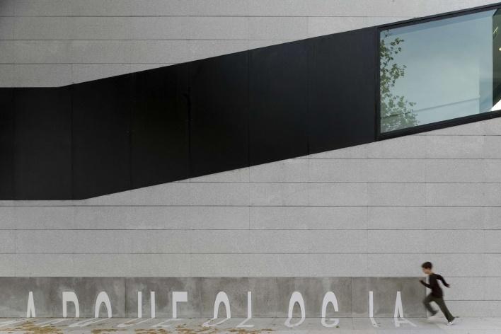 Museu de Arqueologia de Vila Real<br />Foto Fernando Guerra + Sérgio Guerra
