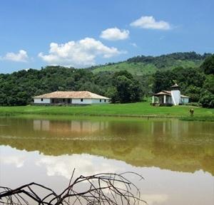 Sítio de Santo Antonio<br />Foto Vitor Hugo Mori
