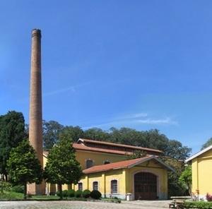 Instalações da Brasital, São Roque<br />Foto Victor Hugo Mori