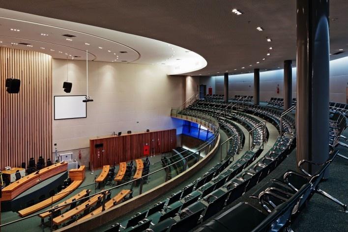 projetos 125.04 institucional: Câmara Legislativa do Distrito Federal    vitruvius