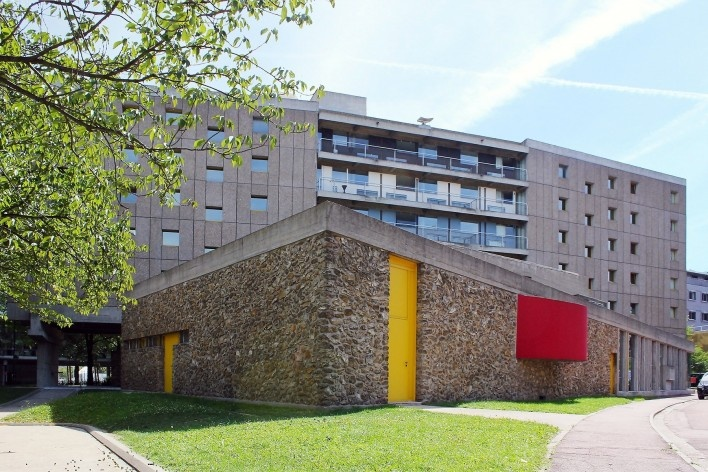 Arquiteturismo viagem de estudo maison du br sil paris vitruvius - Maison du bresil paris ...