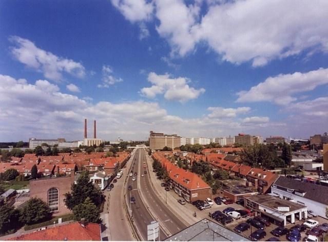 Foto do Viaduto Beukenlaan, Eindhoven, Holanda<br />Foto Norbert van Onna