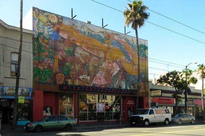 Mission Cultural Center for Latino Arts<br />Foto Maria Carolina Maziviero, 05/04/2014