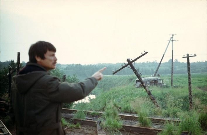 Fotograma do filme <i>Stalker</i>, direção de Andrei Tarkovisky<br />Imagem divulgação