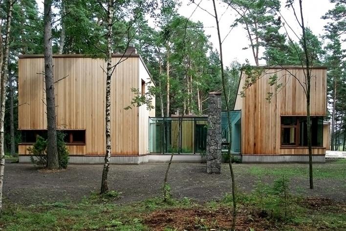 Villa Isabella, Hanko, Finlândia<br />Foto Francisco Fanucci