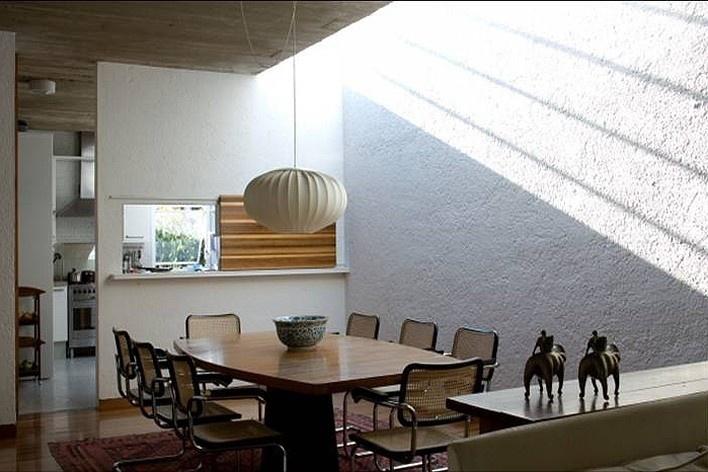 Residência no Jardim Paulistano, 2001. Piratininga Arquitetos Associados. São Paulo, Brasil<br />divulgação