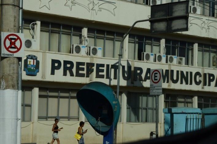 Edifício sede da Prefeitura Municipal<br />Foto/Photo Fabio Lima