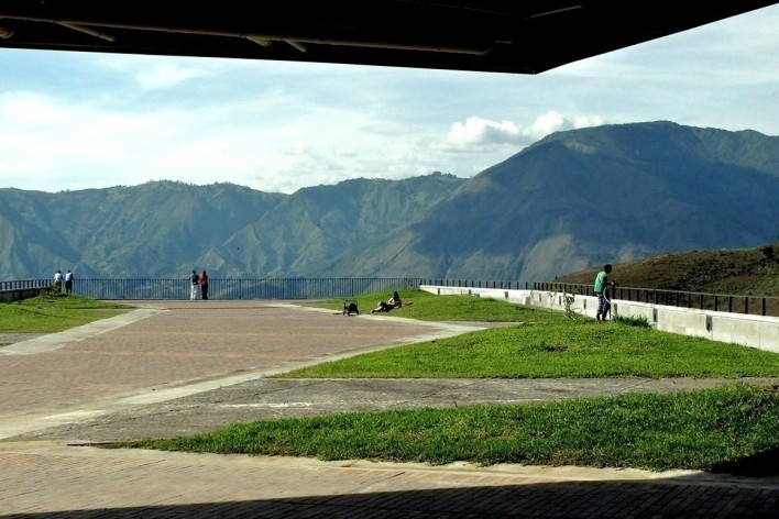 Colegio Santo Domingo Savio. Medellín, Colombia. 2008<br />Foto CP