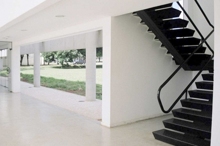 Escada<br />Foto Mário Bonomo