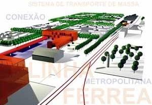 Sistema de Transporte de Massa<br />Imagem dos autores do projeto