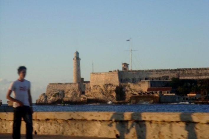 Malecón, Havana Cuba<br />Foto Michel Gorski e Valdir Zwetsch