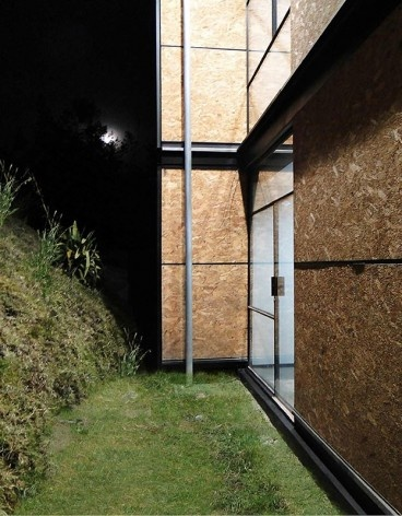 Casa Samaniego, 2010. Arquitetos Pedro Samaniego, Edison Castillo y Augusto Samaniego [AyD]