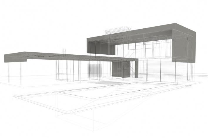 Render conceptual<br />Desenho I + GC [arquitectura]
