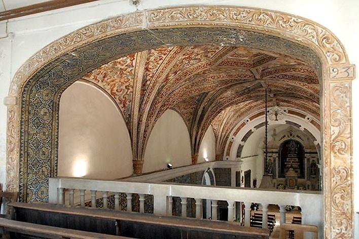 Igreja de São Mamede<br />Foto Junancy Wanderley