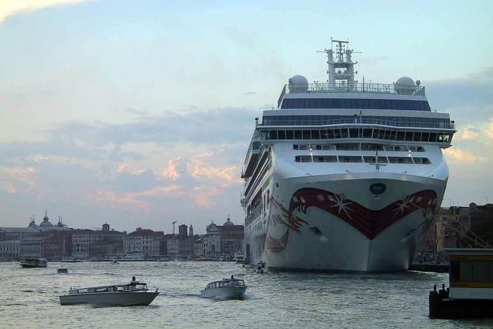 Veneza, Itália<br />Foto Abilio Guerra