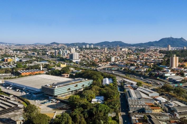 Sede Natura São Paulo – NASP, São Paulo, 2017. Arquitetos Lilian Dal Pian e Renato Dal Pian<br />Foto Pedro Mascaro