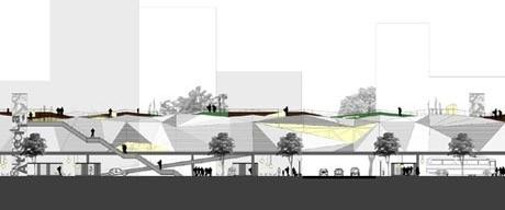 Vista lateral<br />Imagem do autor do projeto
