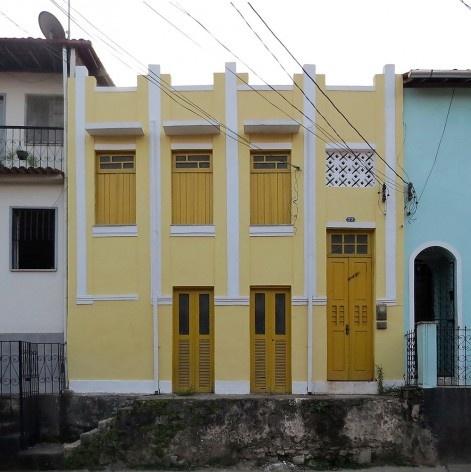 Casa no Recôncavo, Cachoeira<br />Foto Eduardo Oliveira Soares, agosto 2018