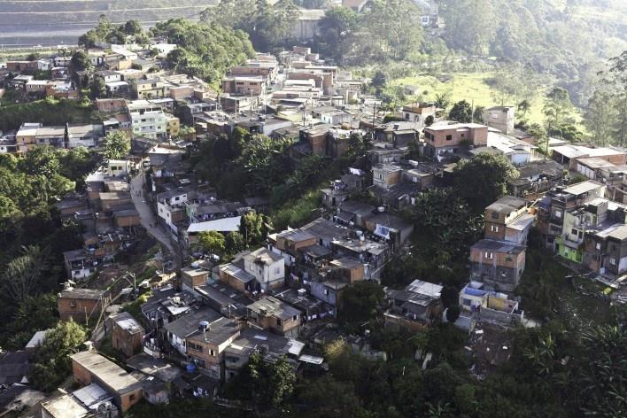 Situação atual. Projeto de Urbanização Integrada<br />Foto Fabio Knoll
