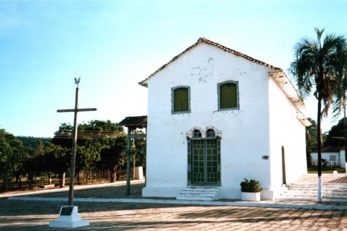 Igreja Jaraguá GO<br />Foto Marco Antônio Galvão