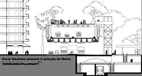 Corte<br />Imagem do autor do projeto