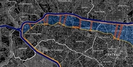 Conceito urbano<br />Imagem dos autores do projeto