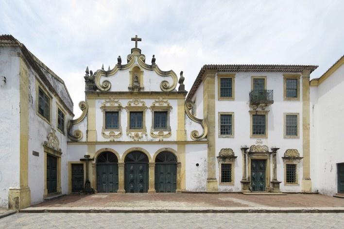 Igreja São Francisco, Olinda<br />Foto Victor Hugo Mori