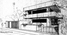 Arquitetura residencial moderna em João Pessoa nos anos de 1970