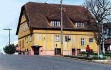 Arquitetura em madeira em Santa Catarina
